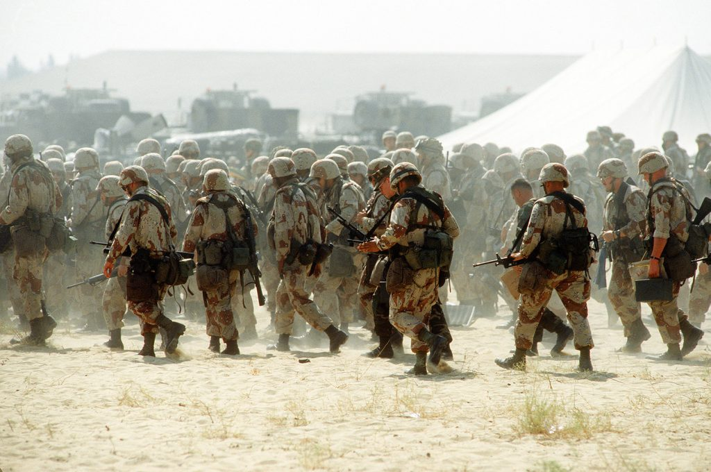 Basic Facts about The Gulf War