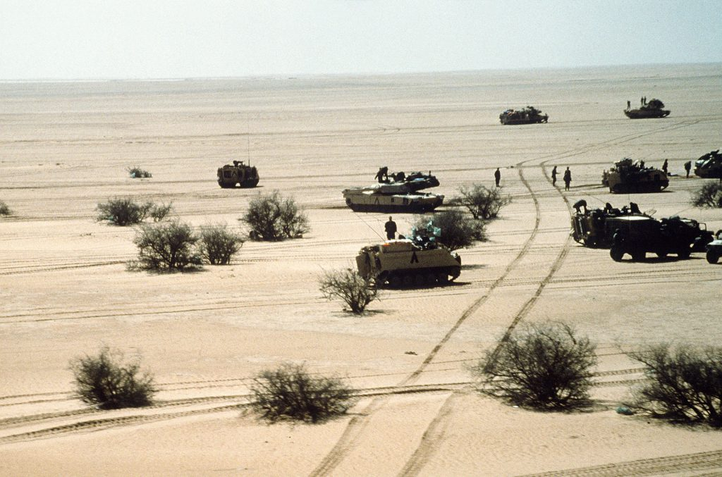 Top Movies That Depict The Gulf War