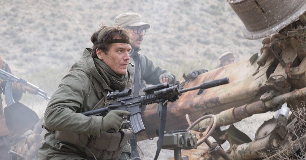 12 Strong: Strong Intentions But Average Delivery - Jarhead